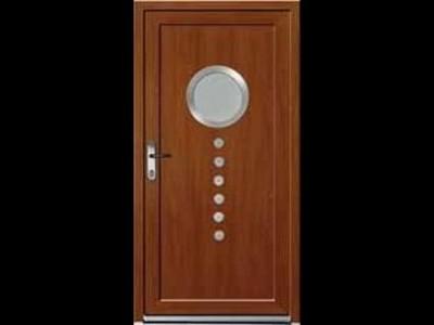 Vchodové dveře P20a
