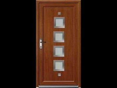 Vchodové dveře P35A