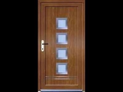 Vchodové dveře P35B
